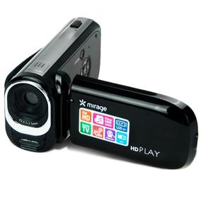 Câmera Filmadora Mirage Multilaser Full Hd Nova Loja