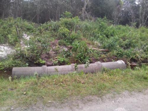 Terreno No Marambá 2 Em Itanhaém,confira!! 6590 J.a