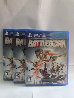 Battleborn - Nuevo Y Sellado - Ps4