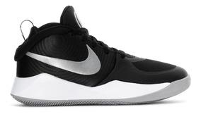 Tenis Nike Team Hustle D 9 Gs Aq4224-001