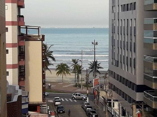 Imagem 1 de 22 de Apartamento 2 Dormitórios - 150 Mts Praia - Ocian Amf169