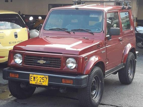 Chevrolet Samurai Samurai Hard Top 4x4 T/m 1300