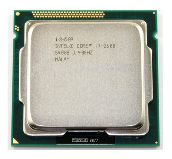 Processador Intel® Core I7-2600 3.40 Ghz 2 Geração Oem + Nfe