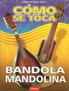 Método De Bandola Y Mandolina Oswaldo Abreu García (nuevo)