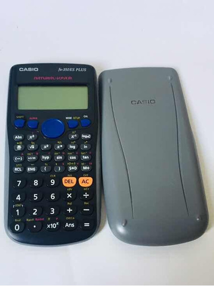 Calculadora Casio Fx350 Es Plus 252 Funciones