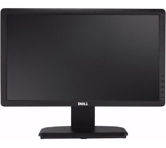 Monitor Lcd Dell 19pol E1914hc - Usado + Brinde