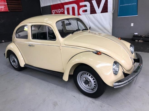Volkswagen Fusca 1974 1500 Gasolina Manual