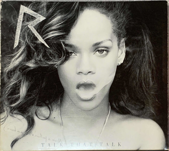Cd Rihanna - Talk That Talk Deluxe - Nacional