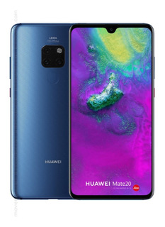Huawei Mate20 Azul 128gb Ram 4gb Azul Original