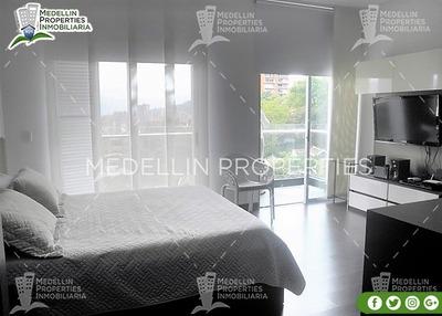 Arrendamientos De Apartamentos Baratos En Medellín Cód: 4290