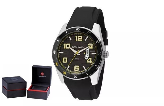 Relógio Technos Racer Masculino - 2115ksr/8y + Garantia