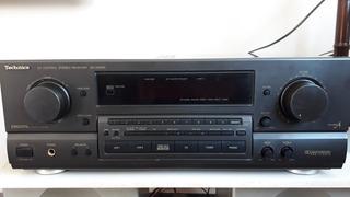 Sinto Amplificador Technics Sa-gx550
