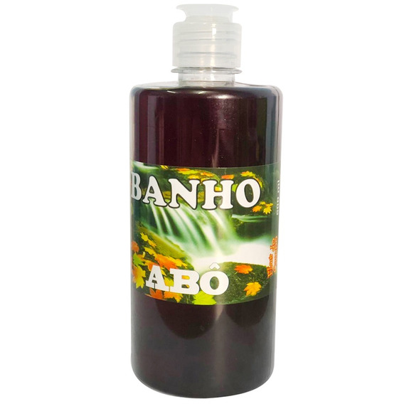 Banho Liquido Flor Do Campo Abô 500ml