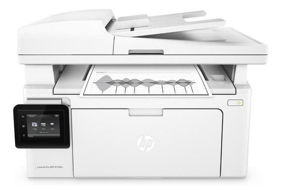 Impressora Multifuncional Hp Laserjet Pro M130fw Com Wi-fi 1