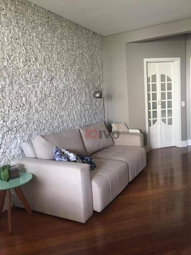 Apartamento À Venda, 69 M² Por R$ 650.000,00 - Vila Mariana - São Paulo/sp - Ap4238