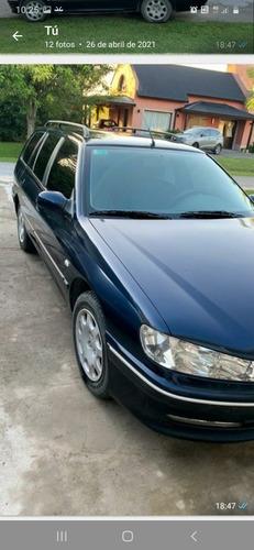 Peugeot 406 2001 2.0 St Familiar