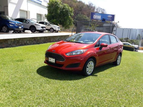 Ford Fiesta 2019 4p S L4/1.6 Man