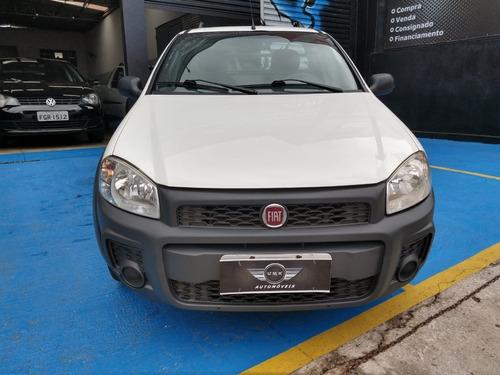Imagem 1 de 11 de Fiat Strada 1.4 Hard Working Flex 2p