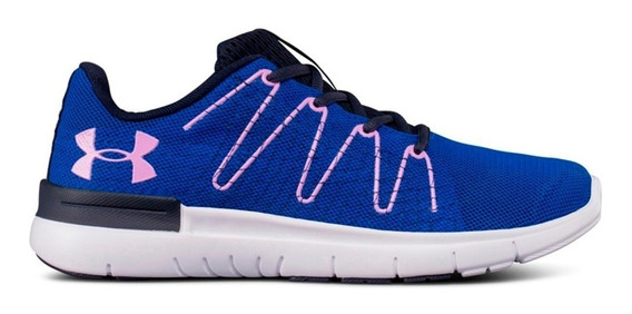 Tenis Under Armour Thrill 3 Mujer Correr Gym Gimnasio Fit
