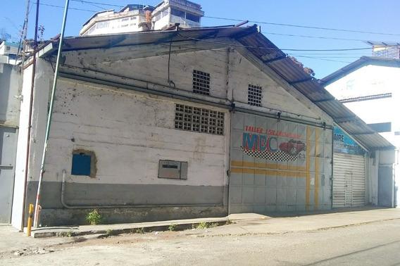 Galpón En Zona Industrial Las Minas