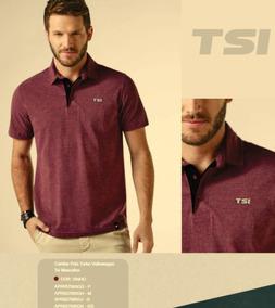 Camisa Polo Turbo Masculina Tsi Original Vw Apr057005gh