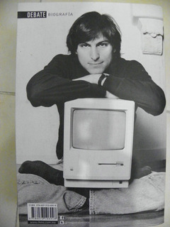 Steve Jobs -biografia - Walter Isaacson Ed- Debate 736 Pag.