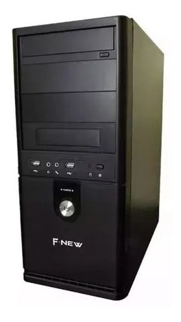 Cpu E8400 3.0 8gb Ddr3 Hd 250 Wifi Brinde Fonte Real 500w