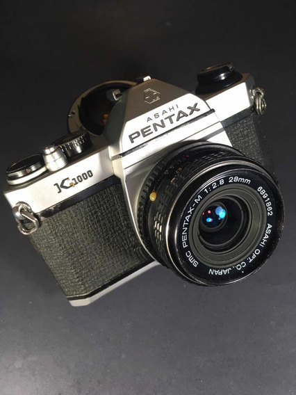 Lente Pentax 28mm 2.8