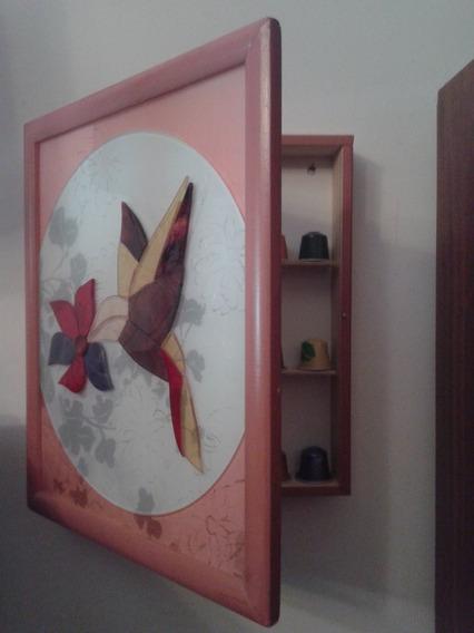 Cajas Para Te Y Cafe Realizadas En Mosaico Vitral