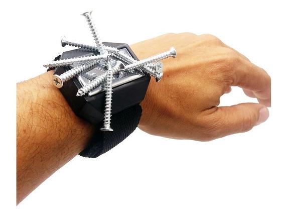 3 Bracelete Magnético Para Parafusos Pregos Western Ps5004