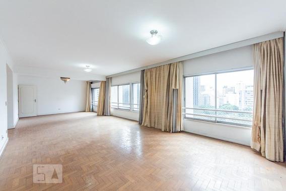 Apartamento Para Aluguel - Jardim Paulista, 3 Quartos, 230 - 892904079