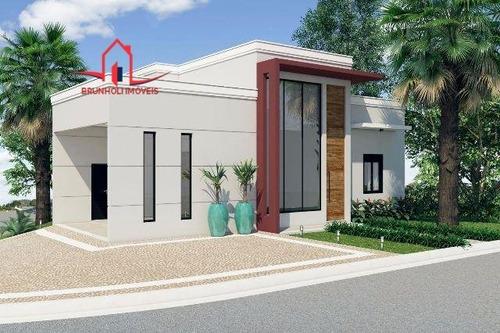 Casa A Venda No Bairro Residencial Phytus Em Itupeva - Sp.  - 457-1