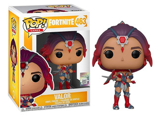 Funko Pop Fortnite Valor Figura Muñecos Lelab 99287