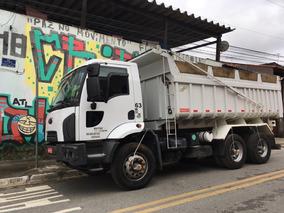 Ford Cargo 2629 Cacamba 2014
