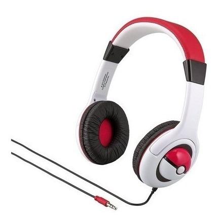 Audifonos Stereo Ekids Pokemon Pk-140.fx V6