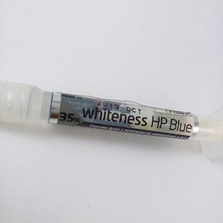 Blanqueamiento Profesional Whiteness Hp Blue 35% Fgm + Barre