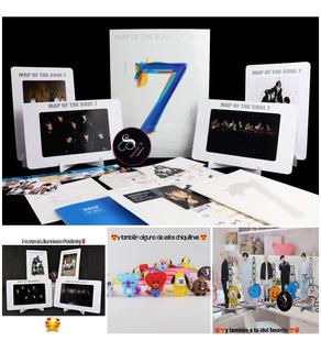 Album Bts Map Of The Soul 7 + Regalos.