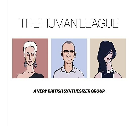 Vinilo : The Human League - Anthology: A Very British...