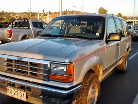 Ford Explorer 4x4 4x4