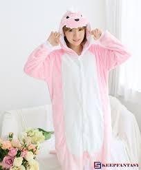 Dragon Rosa Pijama Kigurumi Mameluco Cosplay Moda Japonesa