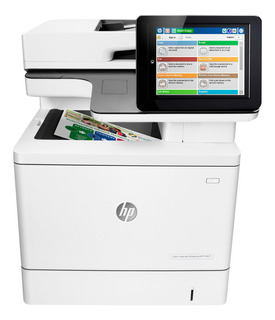 Impresoramultifuncion Laser Color Hp M577dn Ally