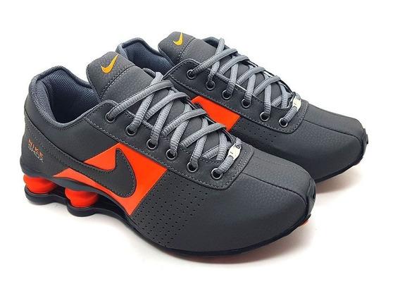 Tênis Nike Shox Classic + Relógio De Brinde Promoção 2019