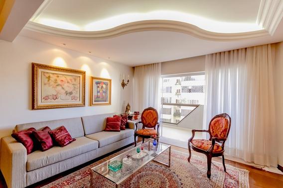 Apartamento À Venda, 4 Quartos, 2 Vagas, Setor Oeste - Goiânia/go - 430