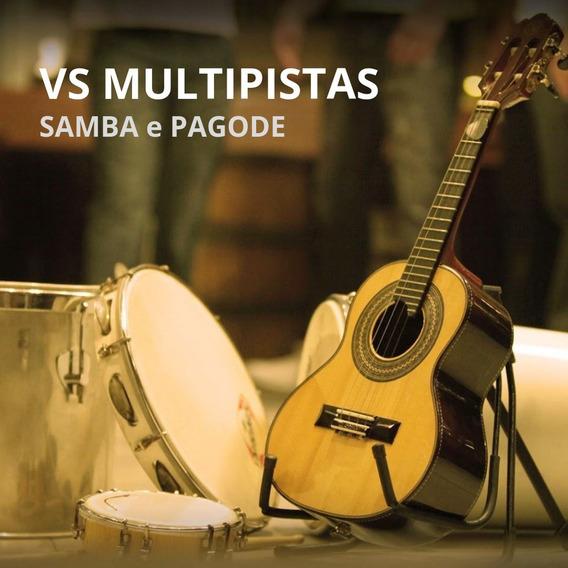 Pacote Vs Aberto Promoção Samba E Pagode Multipistas