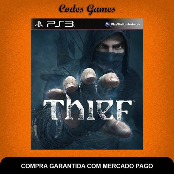 Thief - Ps3 - Promoção - Pronta Entrega