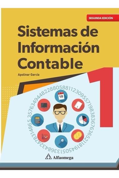 Paquete Sistemas De Información Contable Sic 1 Sic 2 García