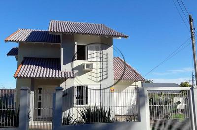 Casa Com 04 Dormitório(s) Localizado(a) No Bairro Santo André Em São Leopoldo / São Leopoldo - 4083