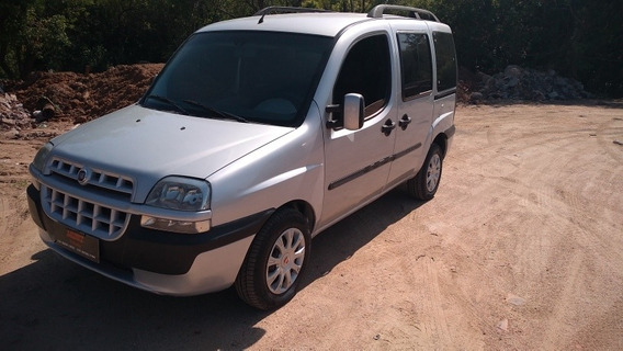 Fiat Doblo 1.8 Hlx Flex 5p 2009