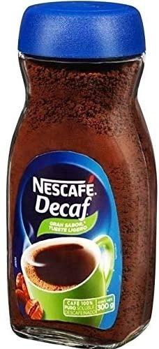 Imagen 1 de 5 de Café Soluble Nestlé Nescafé Decaf Sin Cafeína 300 G