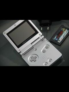 Gameboy Advance Sp 001 Con Juego Y Cargador